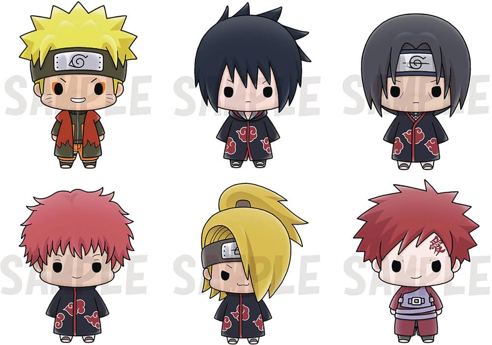 - Naruto Chokorin Mascot Series Vol 2 6pc Set (Clcb)