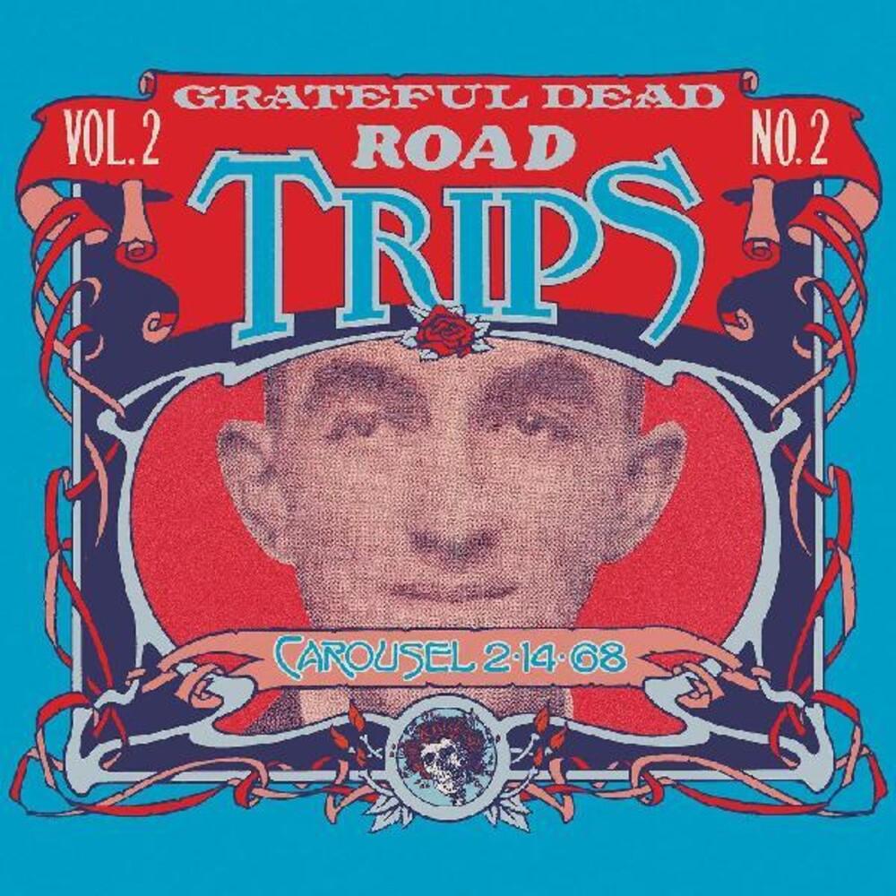 - Road Trips Vol. 2 No. 2carousel 2-14-68