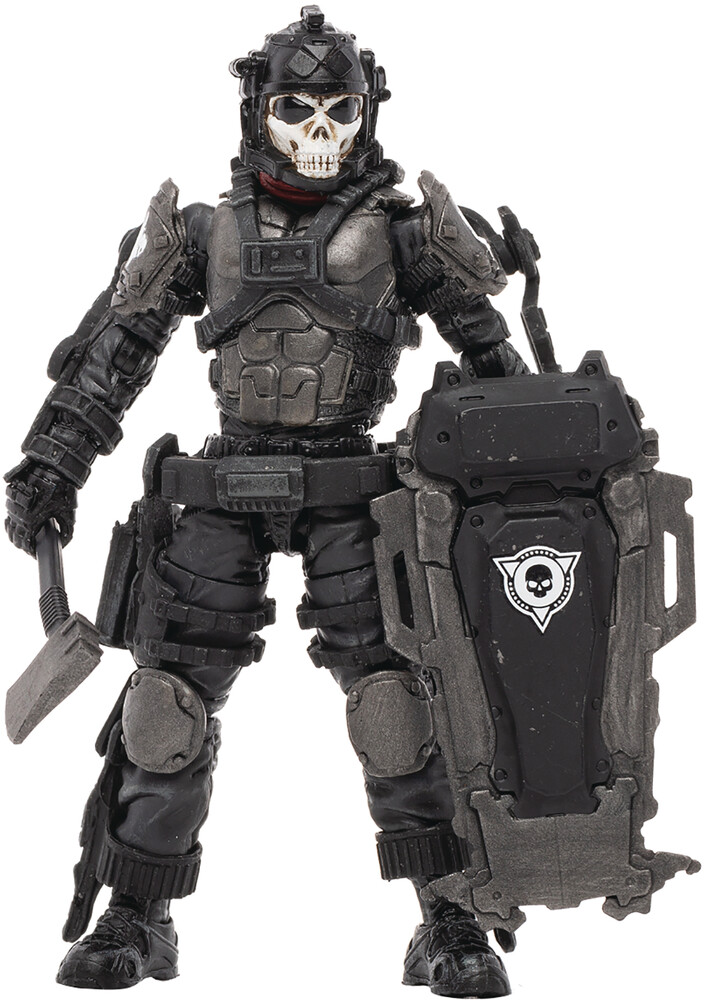 - Joy Toy Skeleton Forces Grim Reaper Vengeance C 1/