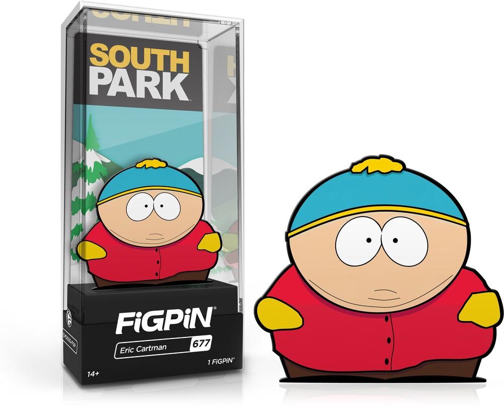 - FIGPIN South Park - Eric Cartman #677