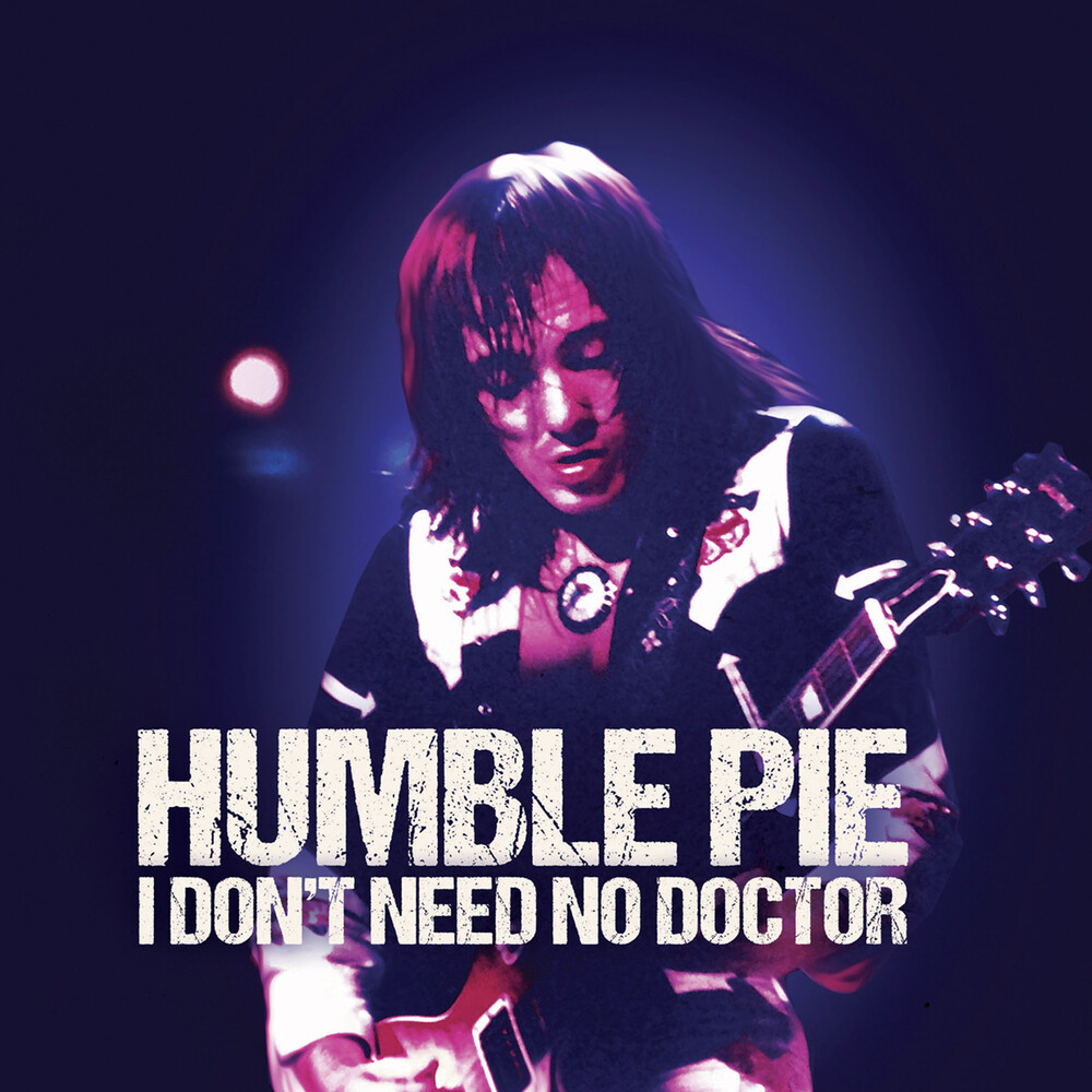 Humble Pie - I Don't Need No Doctor [Colored Vinyl]