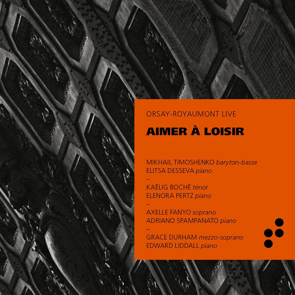 Chausson / Timoshenko / Fanyo - Aimer A Loisir