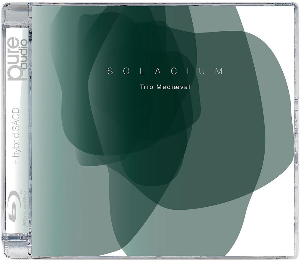 Jormin / Trio Mediaeval - Solacium (2pc) / (Hybr 2pk)
