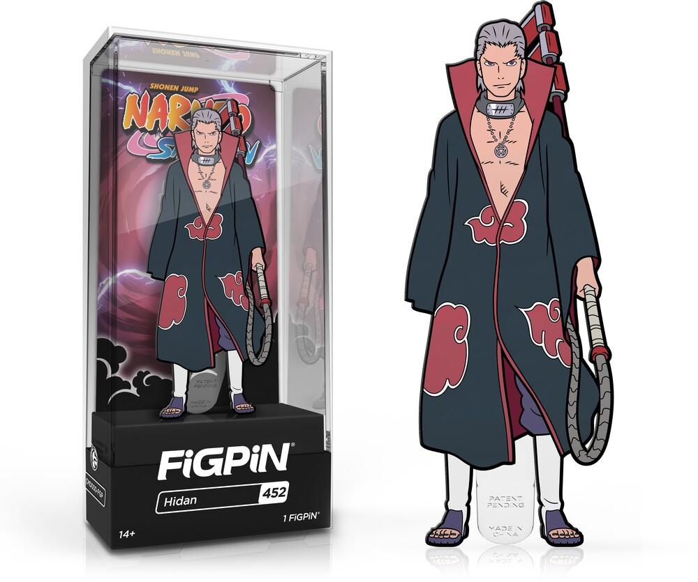 Figpin Naruto Shippuden Hidan #452 - Figpin Naruto Shippuden Hidan #452 (Clcb) (Pin)
