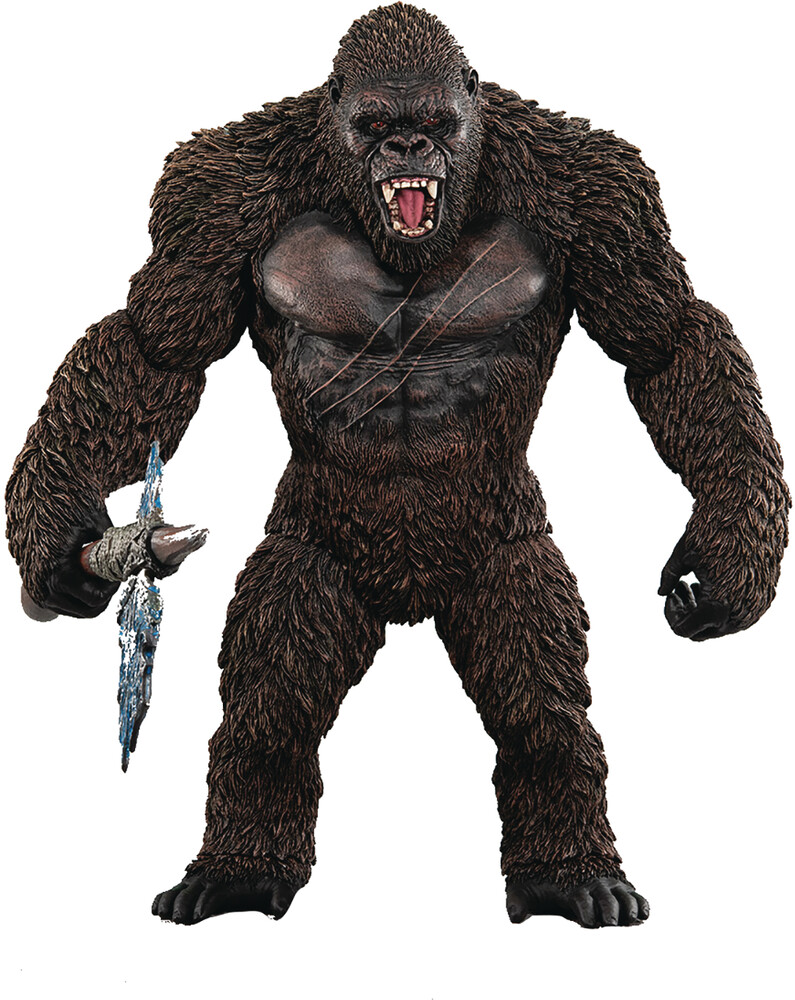 - Godzilla Vs Kong 2021 Ua Monsters Kong Pvc Figure