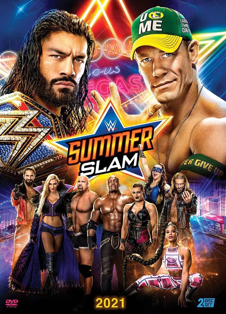 WWE: Summerslam 2021 - WWE: SummerSlam 2021
