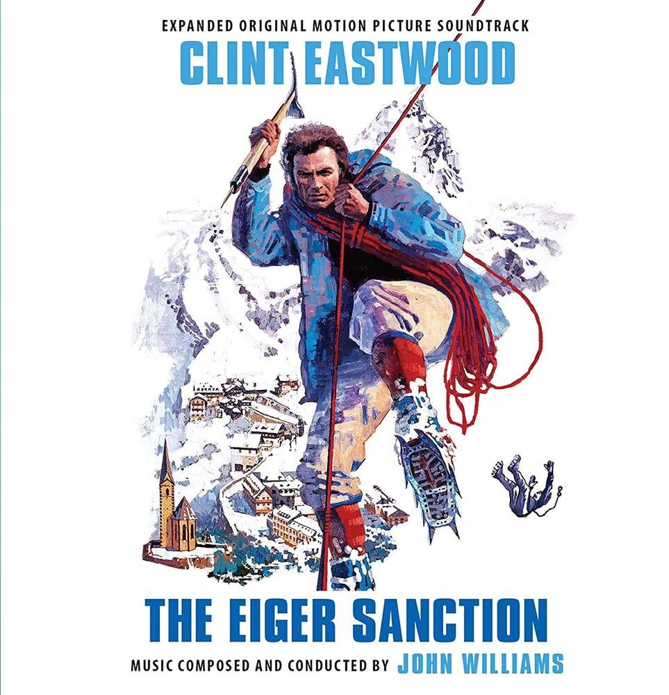 John Williams  (Exp) (Ita) - Eiger Sanction / O.S.T. (Exp) (Ita)