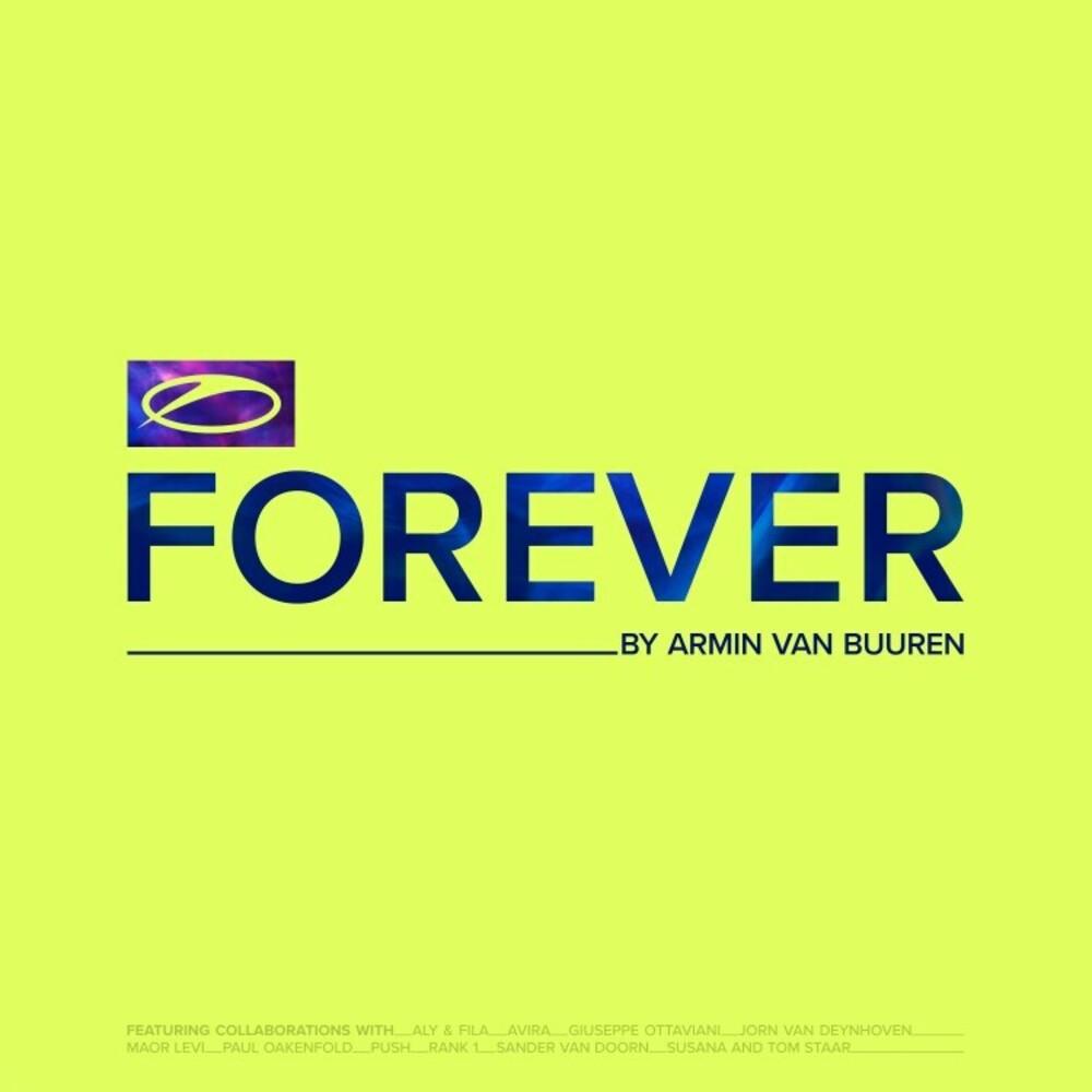Van Armin Buuren - State Of Trance Forever (Uk)