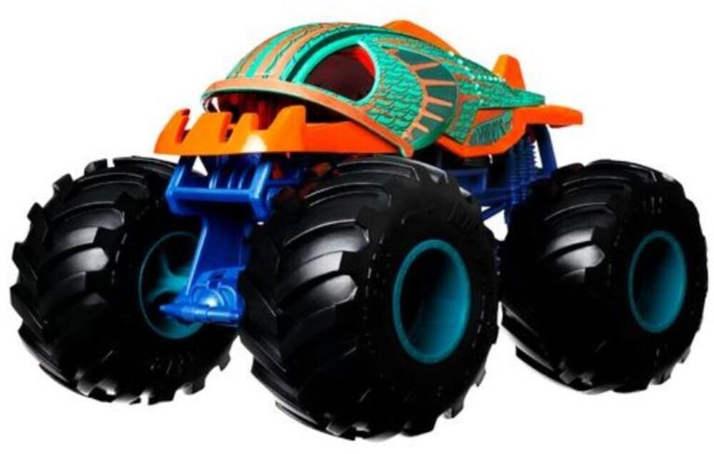 Hot Wheels Monster Truck - Hw Monster Truck 1:24 Piran Ahhh (Tcar)