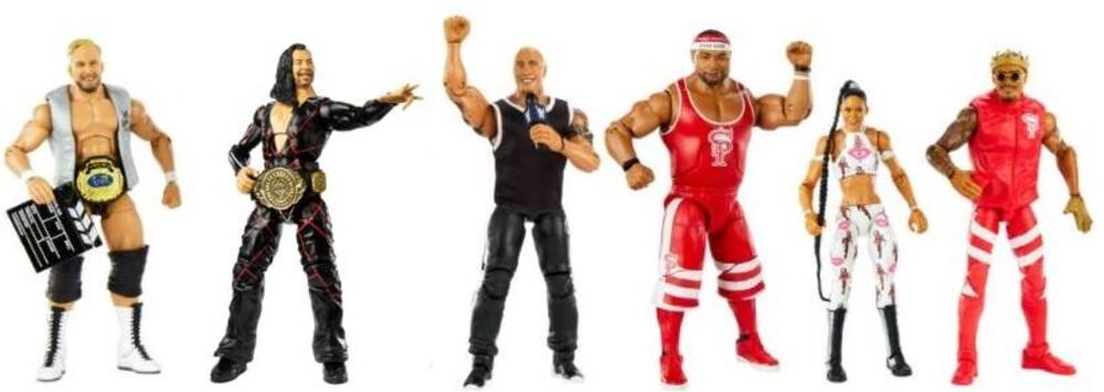 WWE - Wwe Elite Figure Collection 998d Asrt (Afig)