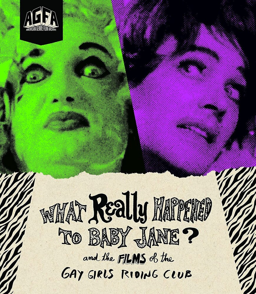 What Really Happened to Baby Jane & Films of Gay - What Really Happened To Baby Jane & Films Of Gay