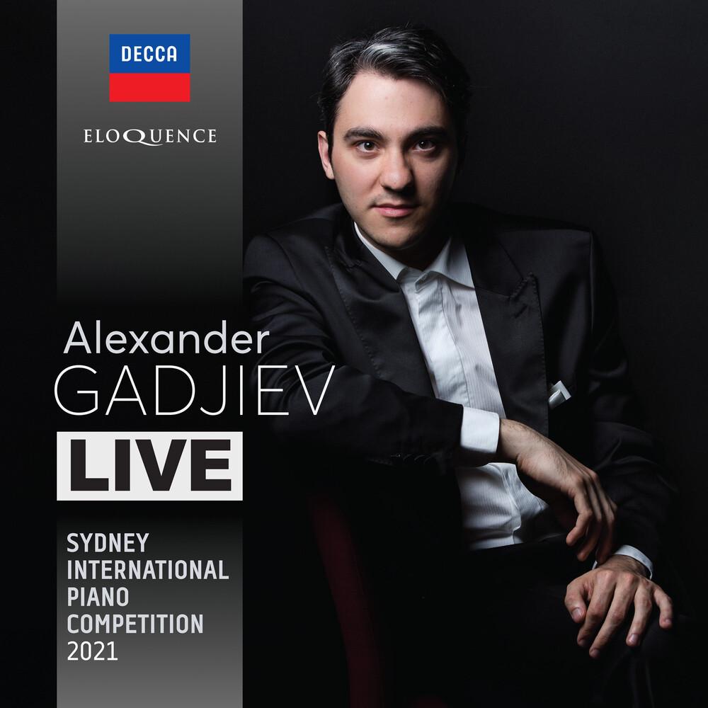 Alexander Gadjiev - Live (Aus)