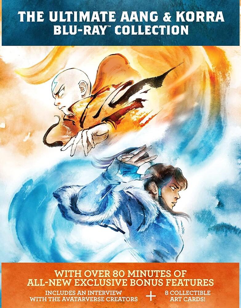 Avatar & Legend of Korra Complete Series Coll - Avatar & Legend Of Korra Complete Series Coll