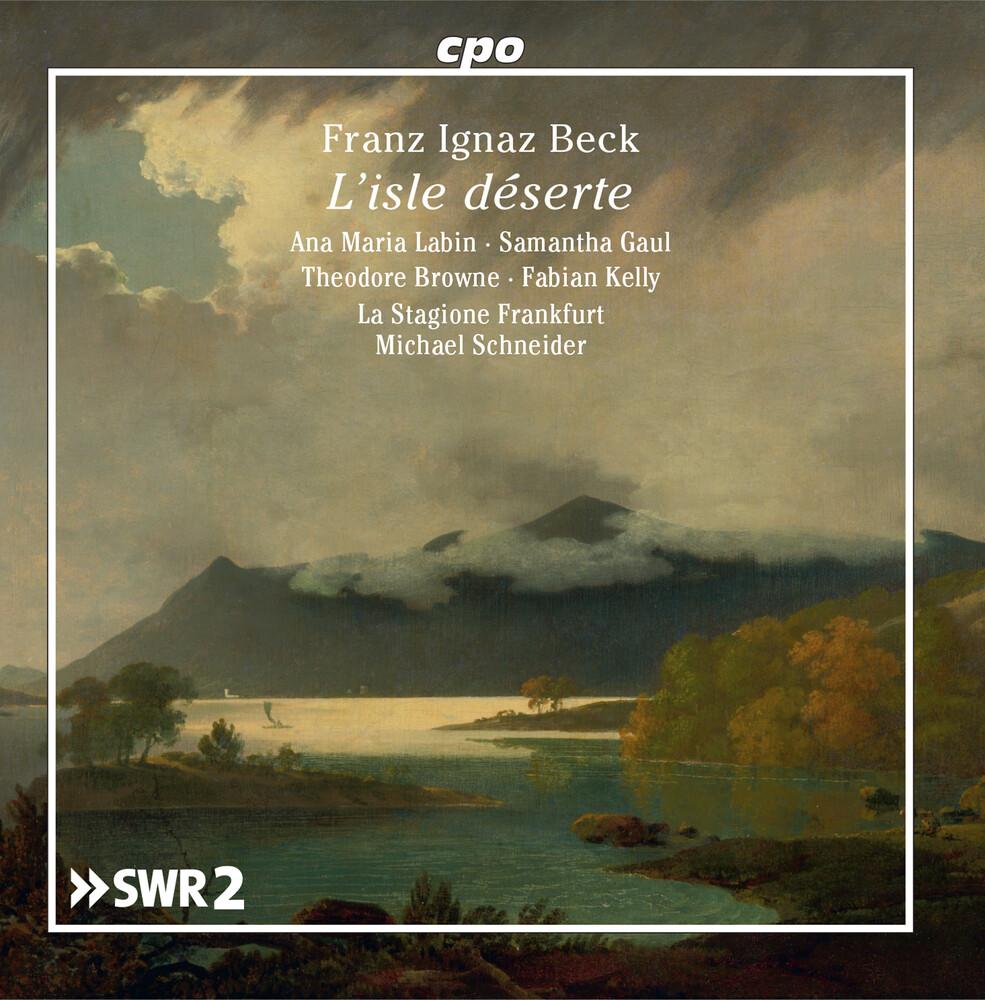 Beck / Labin / Schneider - L'isle Deserte