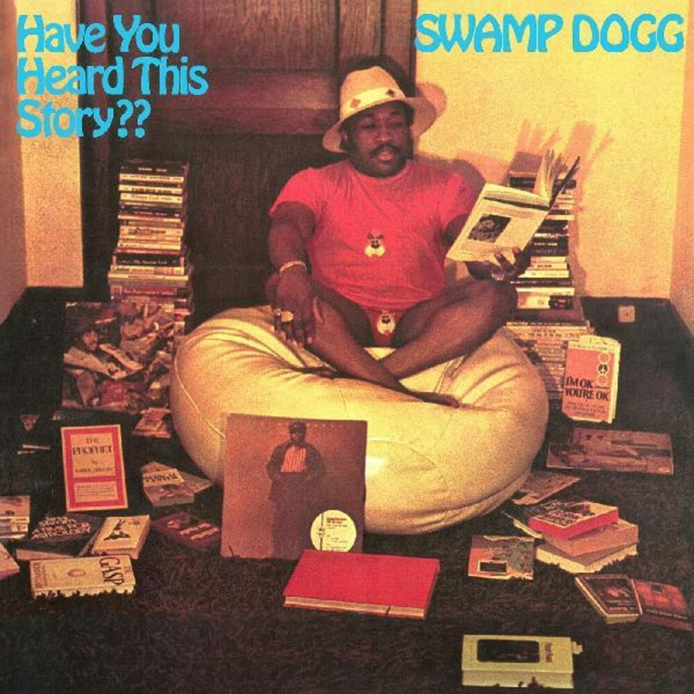 Swamp Dogg - Have You Heard This Story? [Clear Vinyl] (Grn)