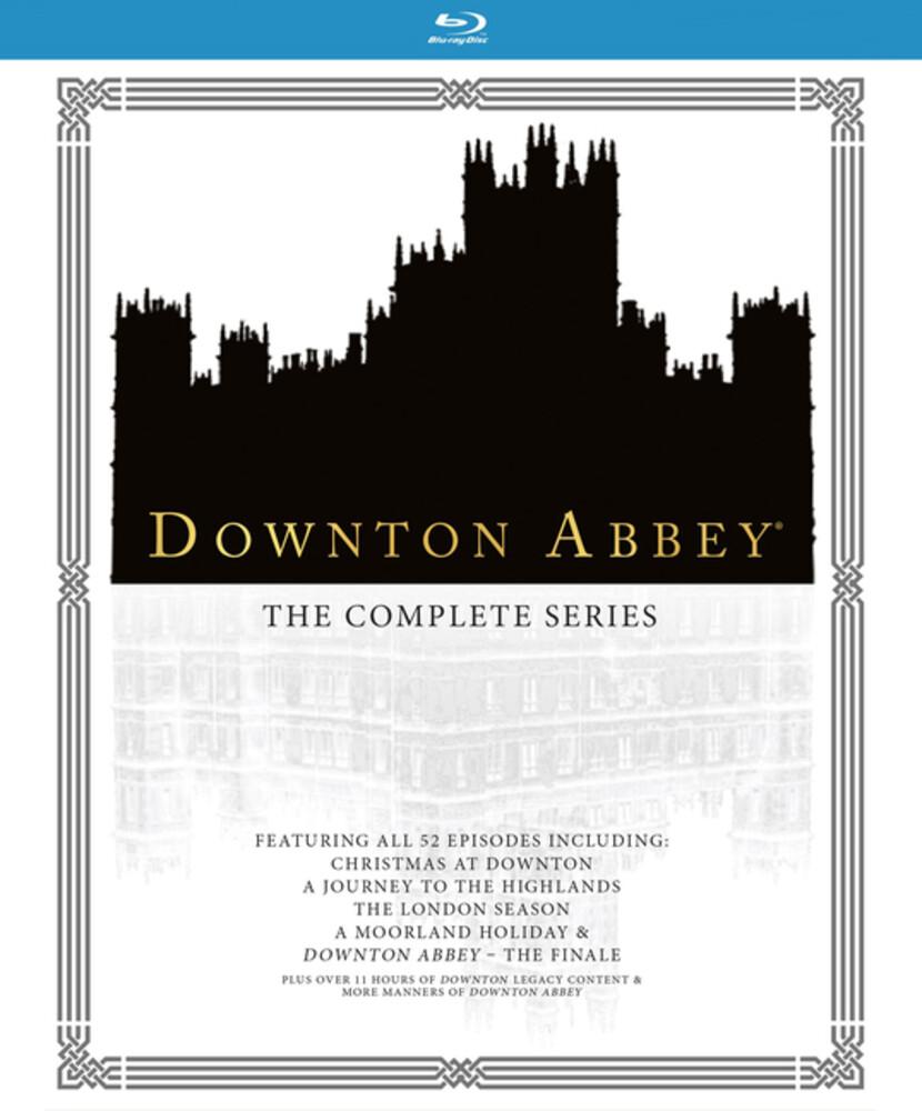 Downton Abbey: Complete Series - Downton Abbey: Complete Series (21pc) / (Box Mod)