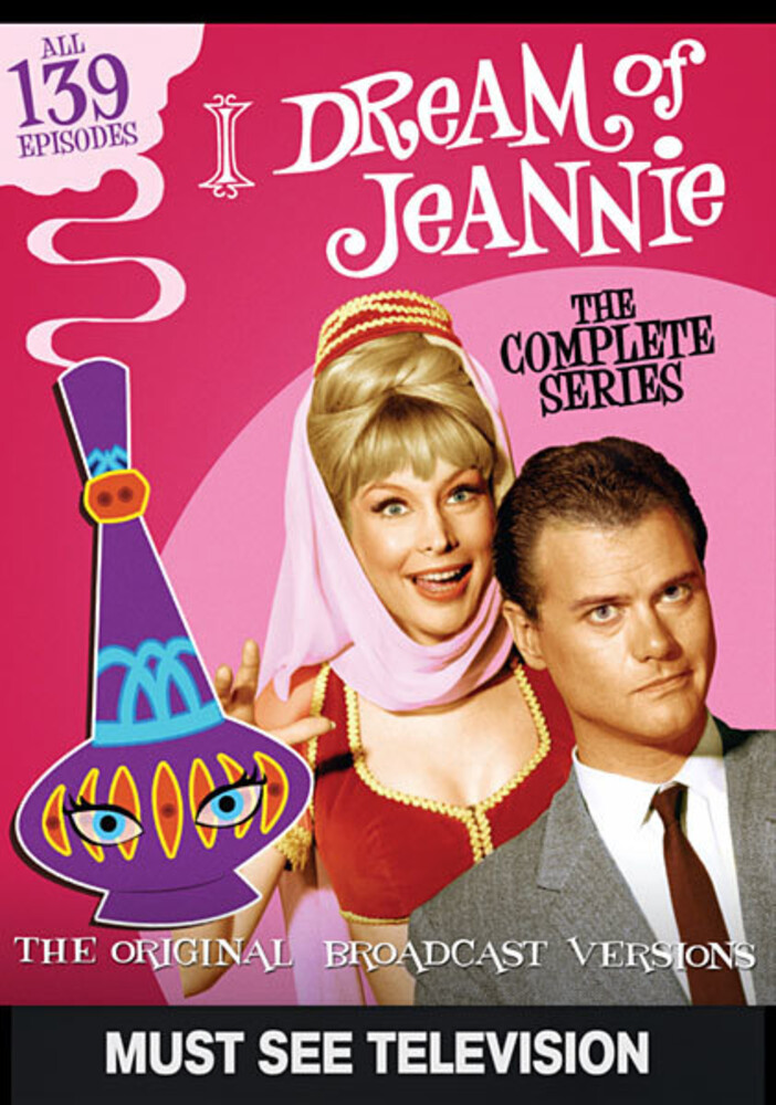 I Dream of Jeannie: Complete Series - I Dream of Jeannie: The Complete Series
