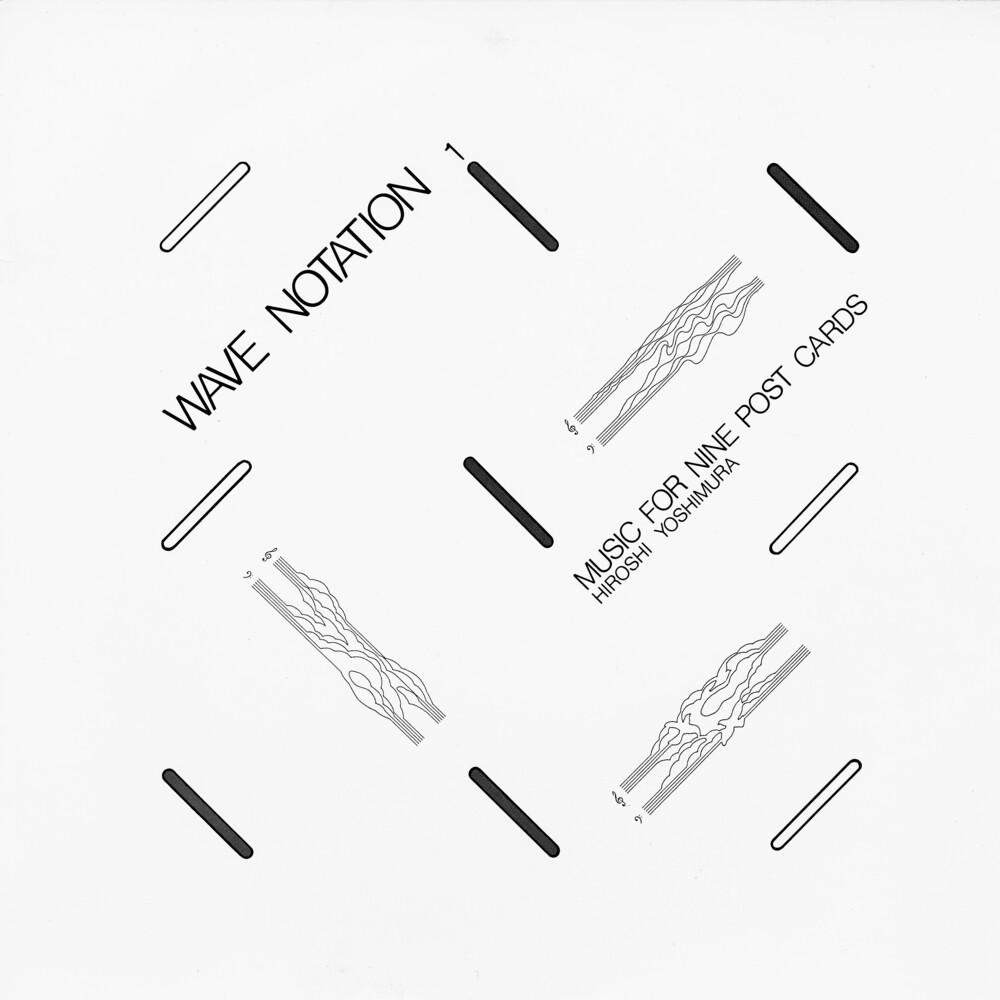 Hiroshi Yoshimura - Music From Nine Postcards