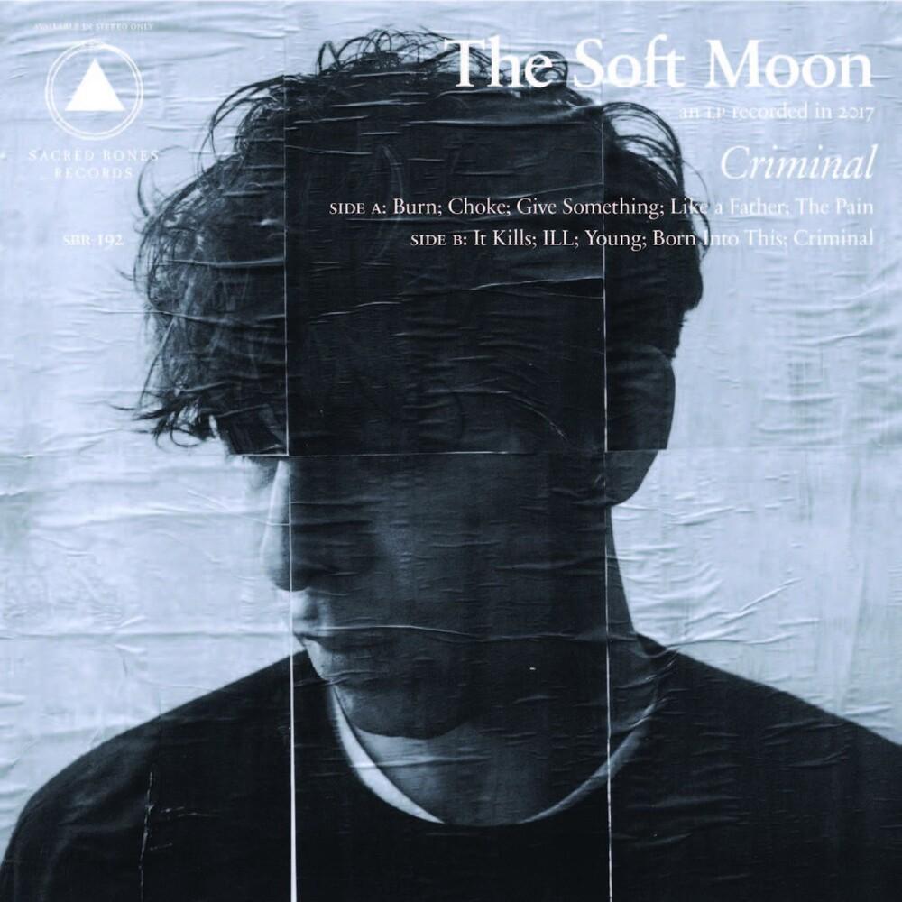 The Soft Moon - Criminal [LP]