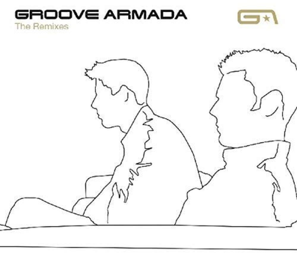 Groove Armada - Remixes (Hol)