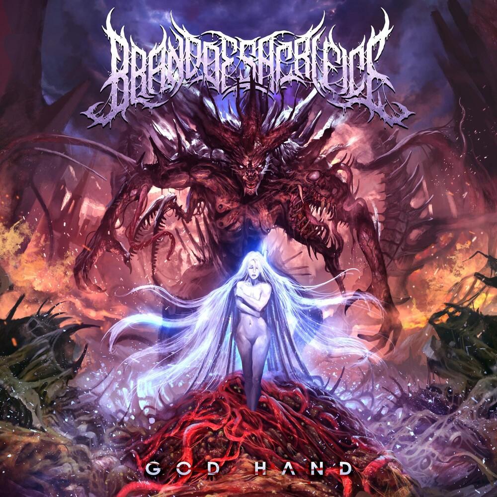 Brand of Sacrifice - Godhand [LP]