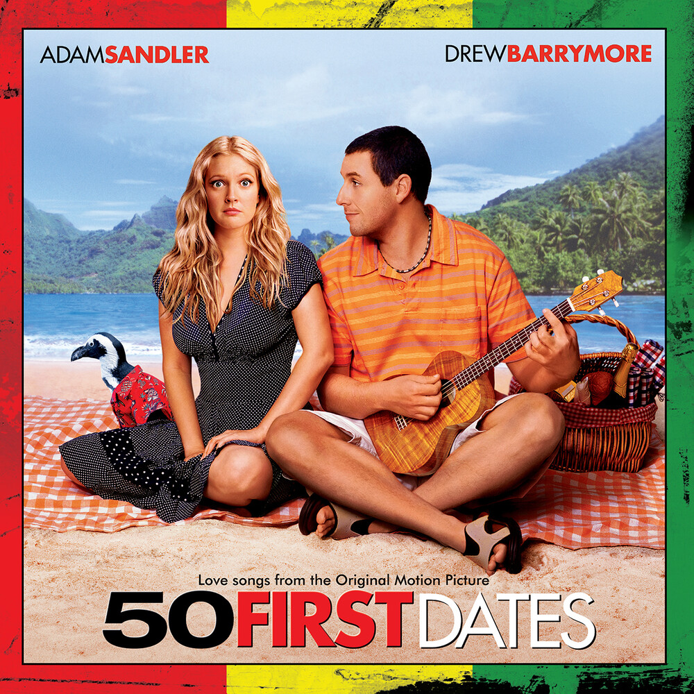 Various Artists - 50 First Dates / Original Motion Picture Soundtrac