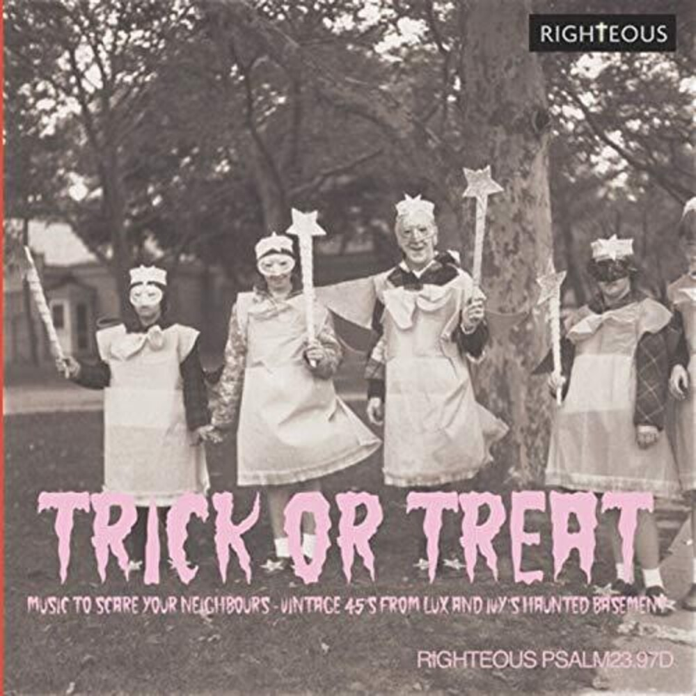 Trick Or Treat Music To Scare Your Neighbours - Trick Or Treat: Music To Scare Your Neighbours