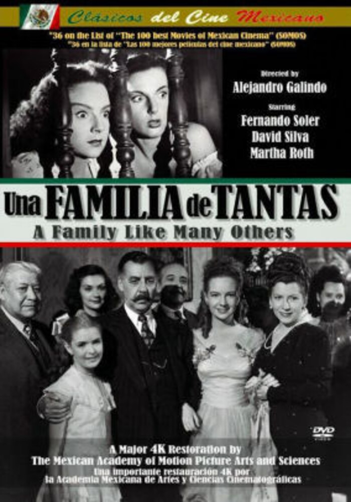Una Familia De Tantas (a Family Like Many Others) - Una Familia de Tantas (A Family Like Many Others)