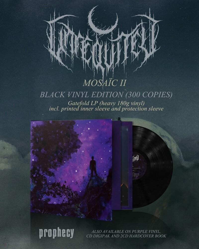 Unreqvited - Mosaic Ii (Blk) [Limited Edition] [180 Gram]