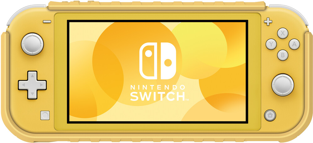 - Hybrid System Armor - Yellow - for Nintendo Switch Lite