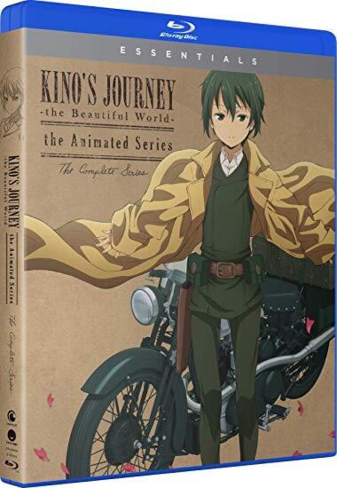 Kino's Journey - Beautiful World - Animated Series - Kino's Journey - Beautiful World - Animated Series