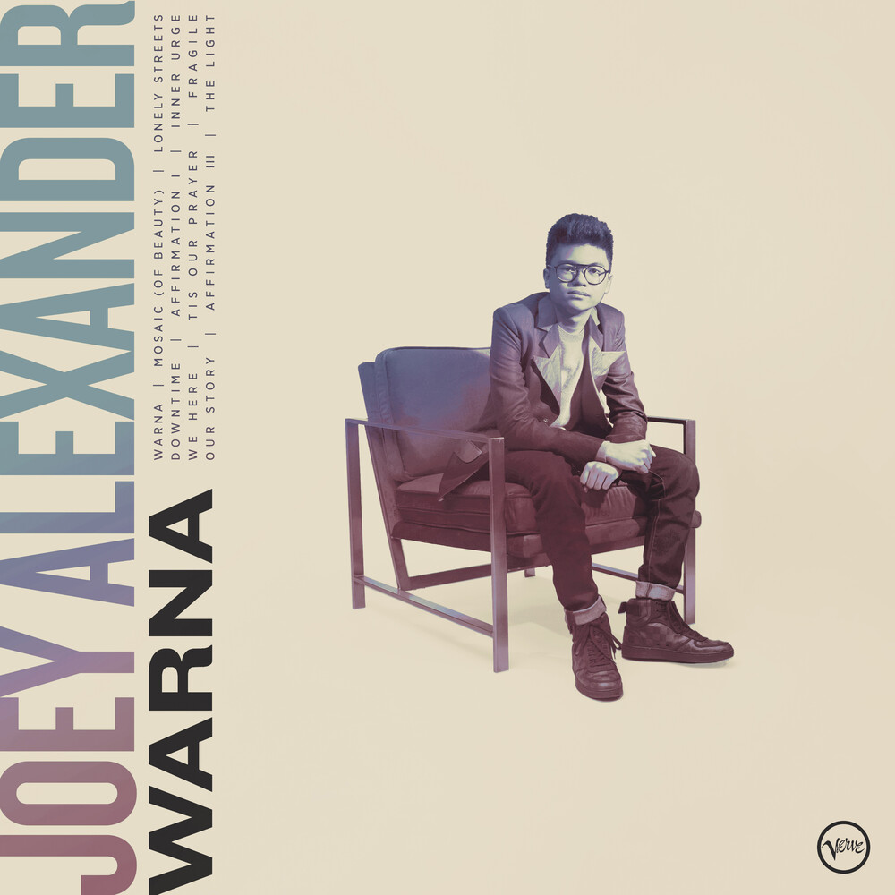 Joey Alexander - Warna [2LP]