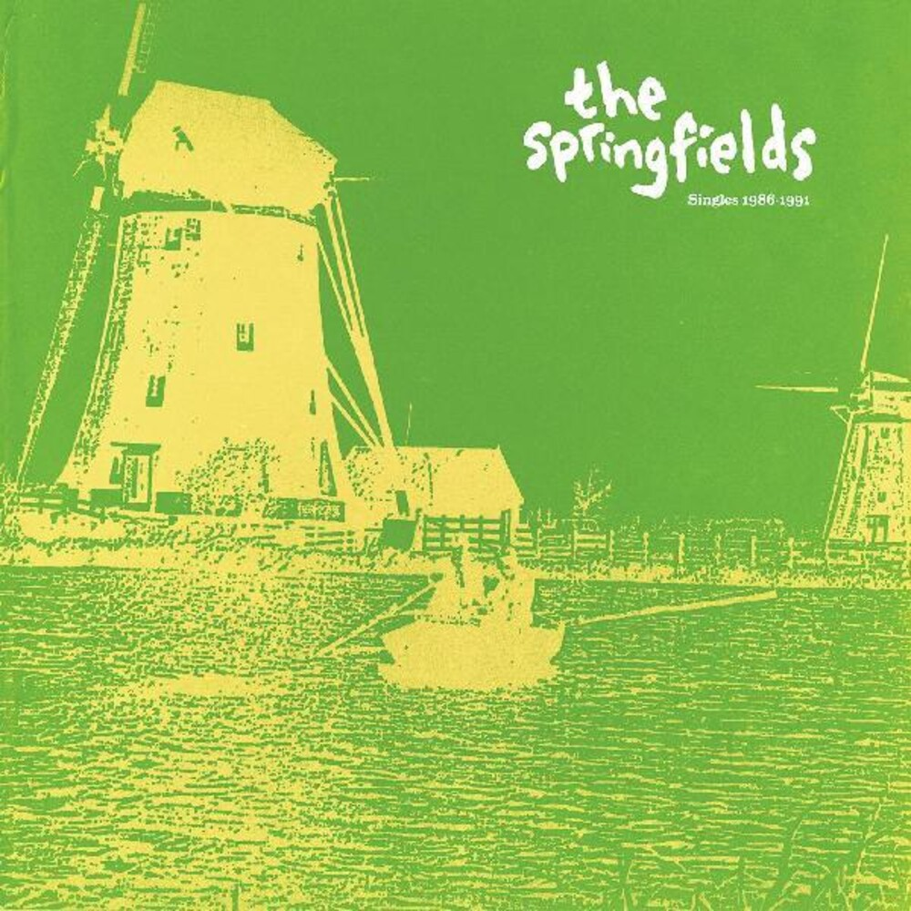 Springfields - Singles 1986-1991 (Blk) [Download Included]