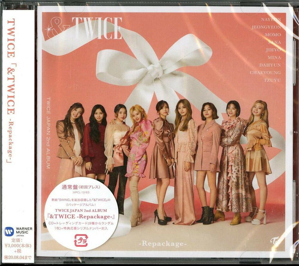 Twice - & Twice (Repackage Japaned Edition)