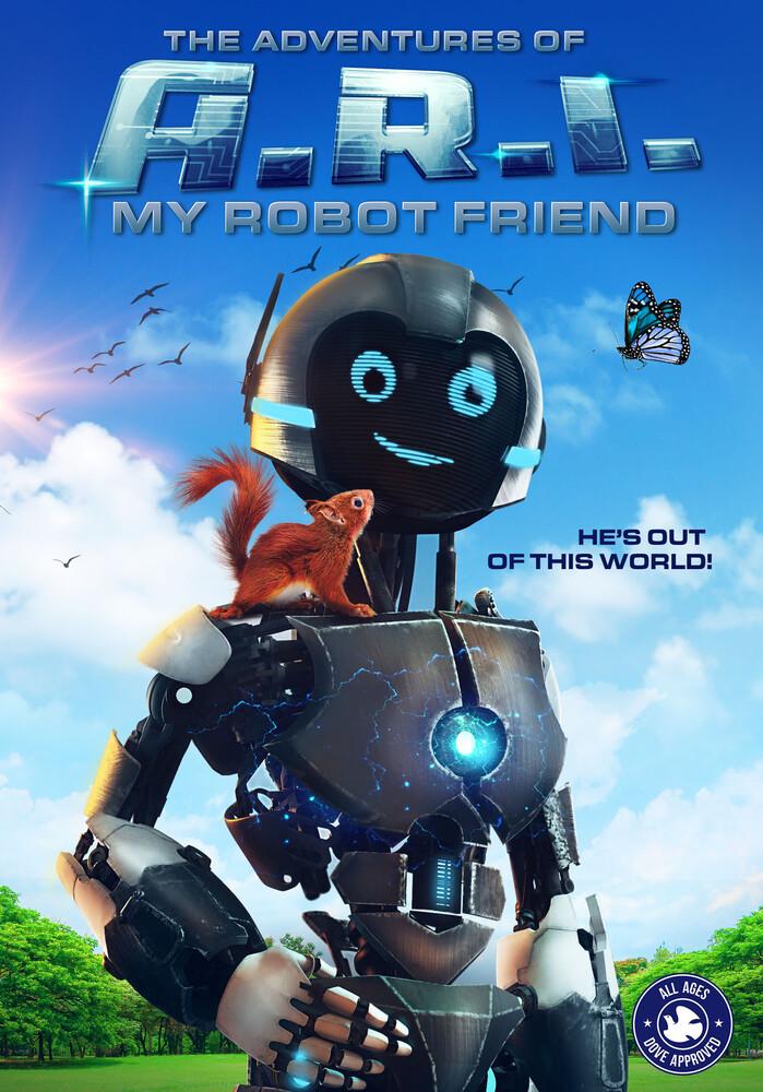 Adventure of a.R.I: My Robot Friend - Adventure Of A.R.I: My Robot Friend