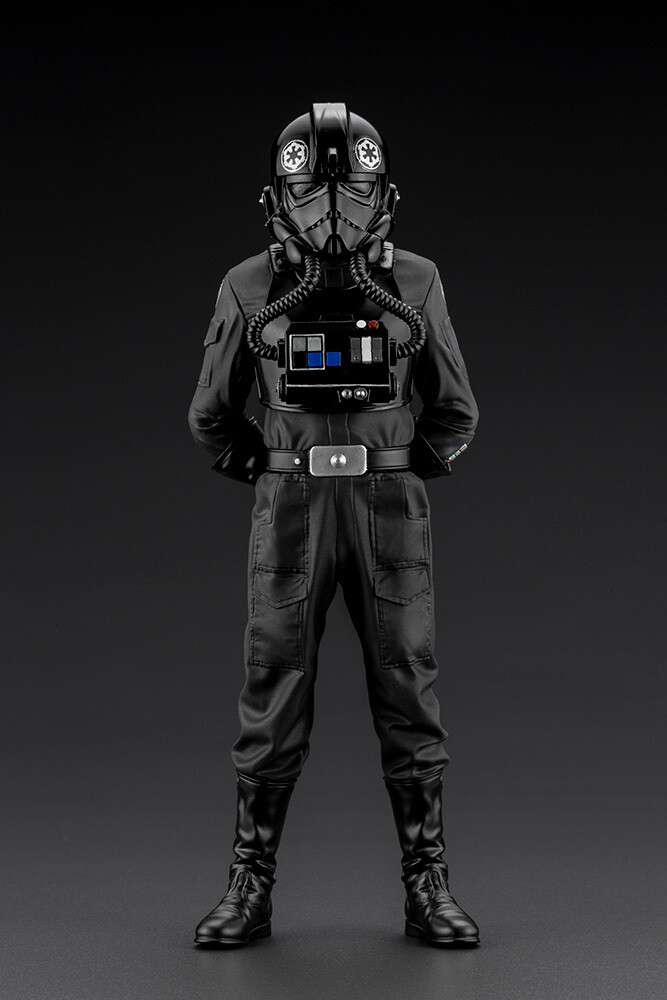 Star Wars: A New Hope Artfx+ Tie Fighter Pilot - Kotobukiya Star Wars: A New Hope ARTFX+ Tie Fighter Pilot