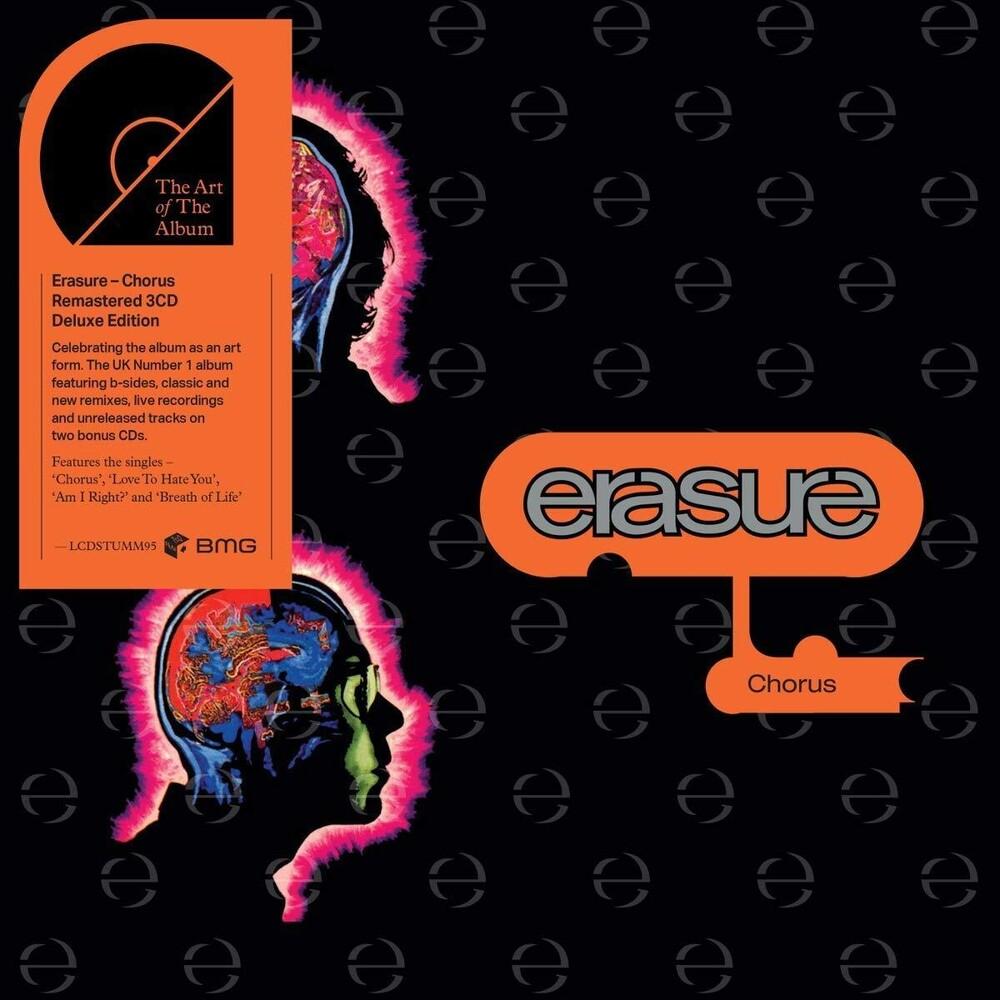 Erasure - Chorus: Deluxe [Import]