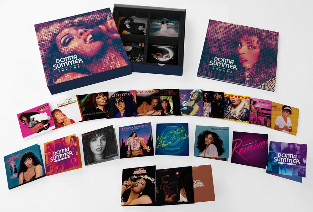 Donna Summer - Encore [33CD Boxset]