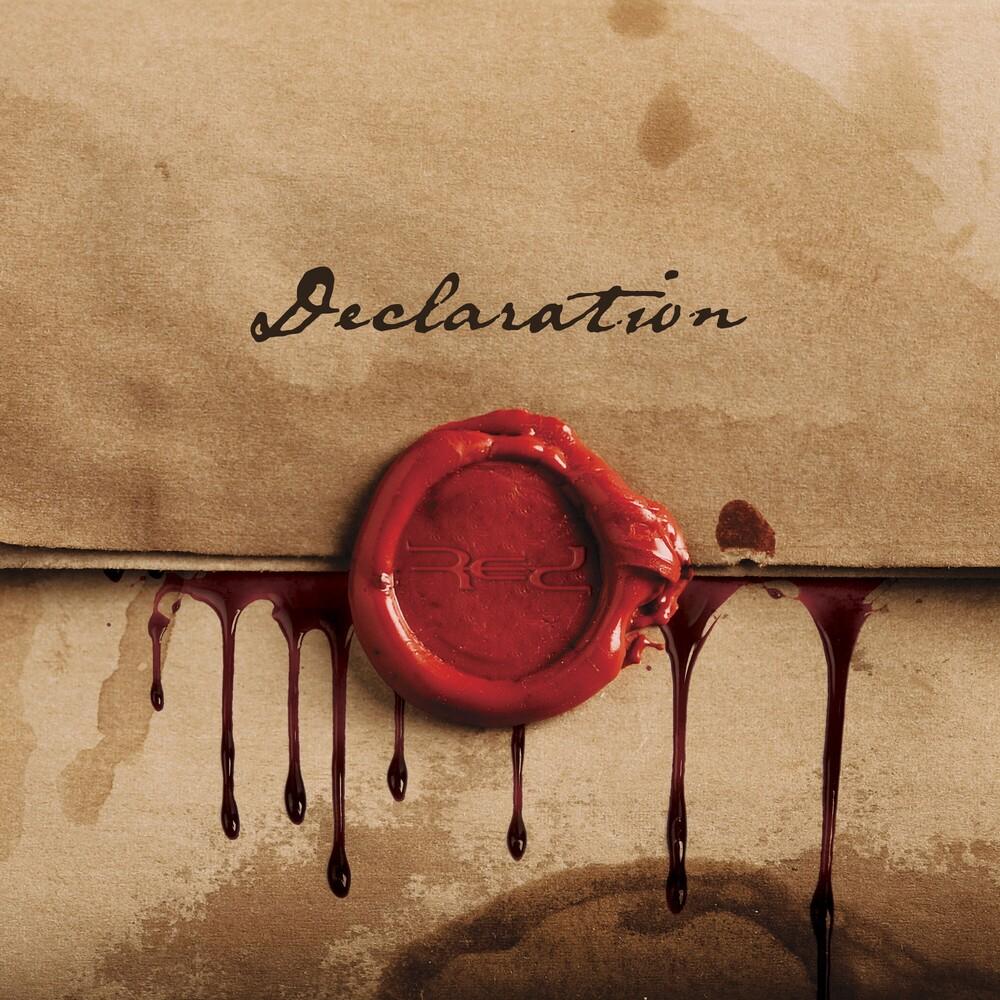 Red - Declaration [LP]