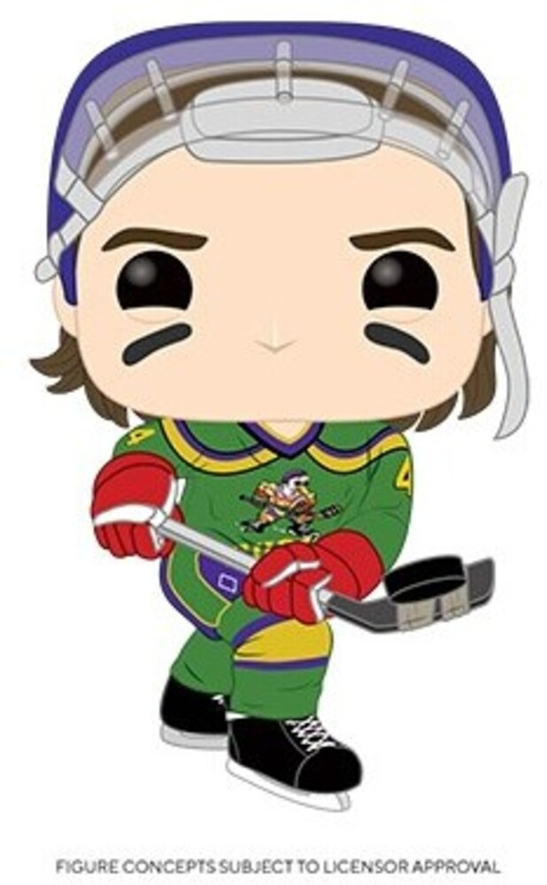 - FUNKO POP! DISNEY: Mighty Ducks - Fulton Reed