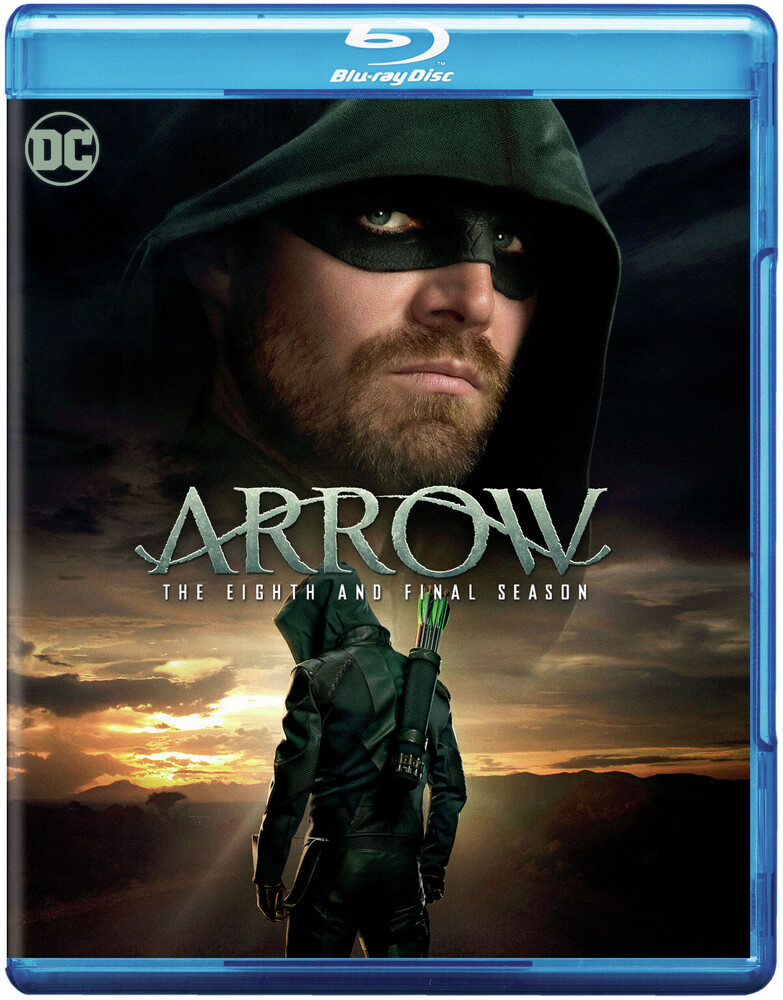 - Arrow: Eighth & Final Season (3pc) / (Bodc 3pk)