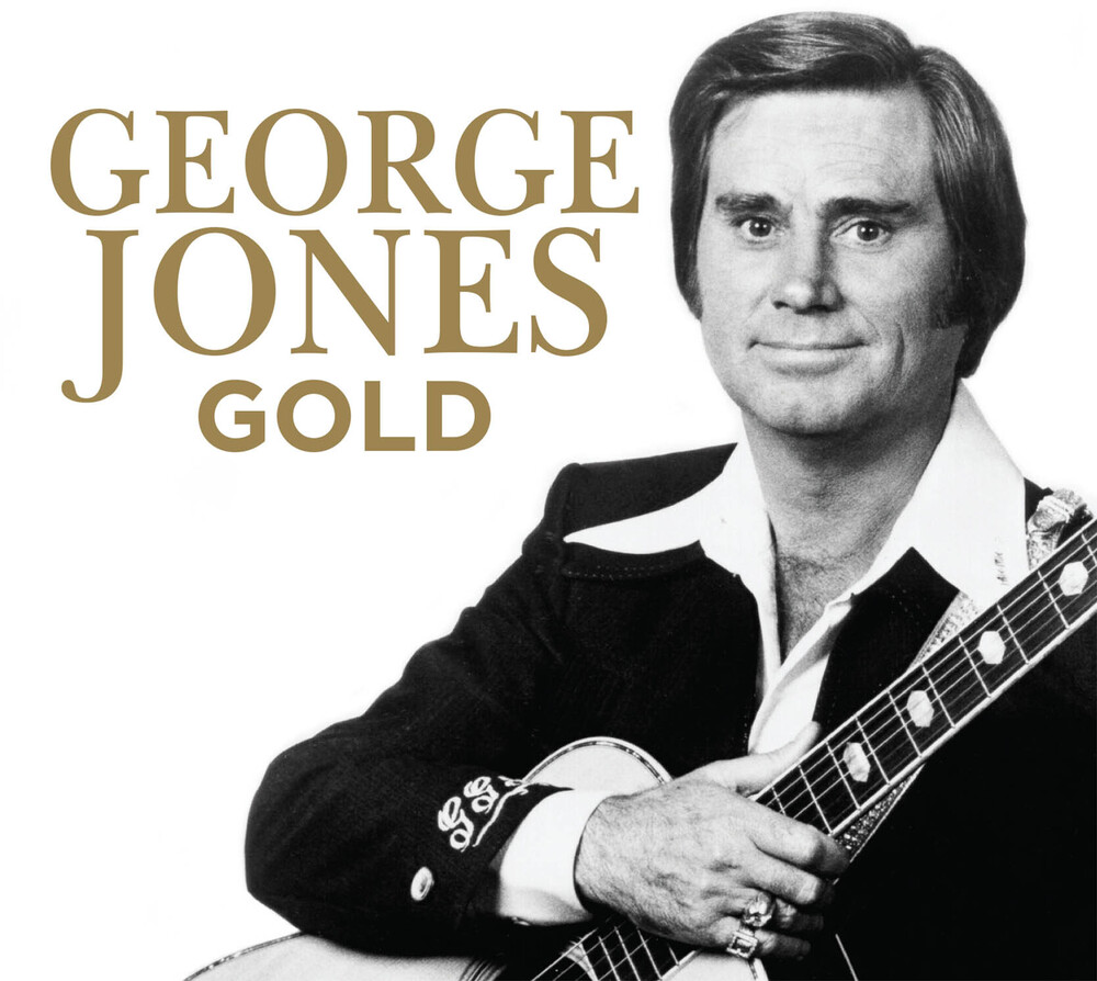 George Jones - Gold (Uk)
