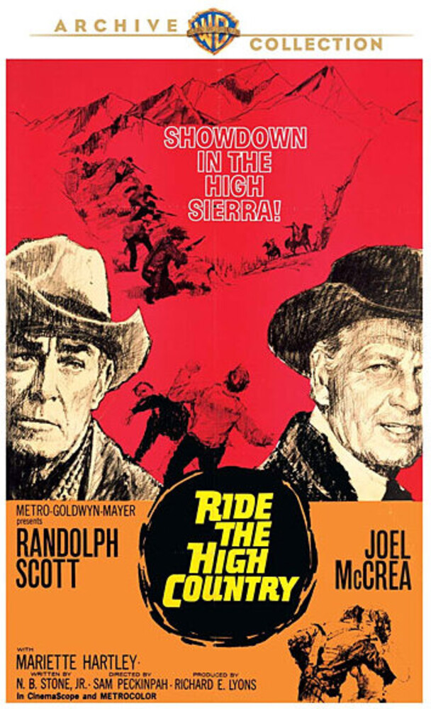 - Ride the High Country