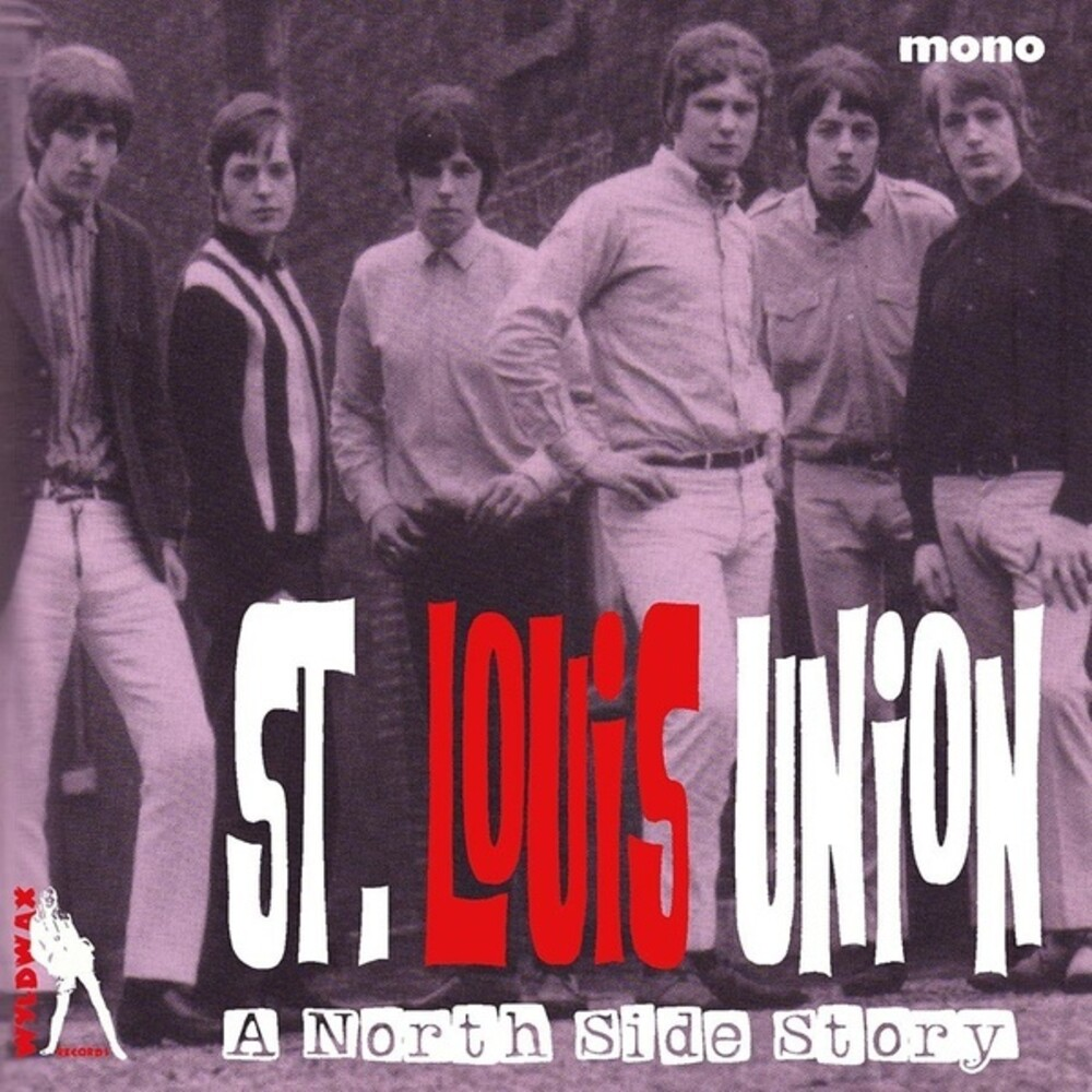 St Louis Union - North Side Story (10in)
