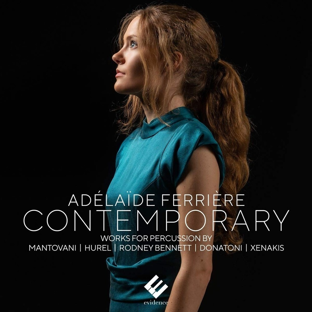 Adelaide Ferriere - Contemporary Works For Percussion (Spa)