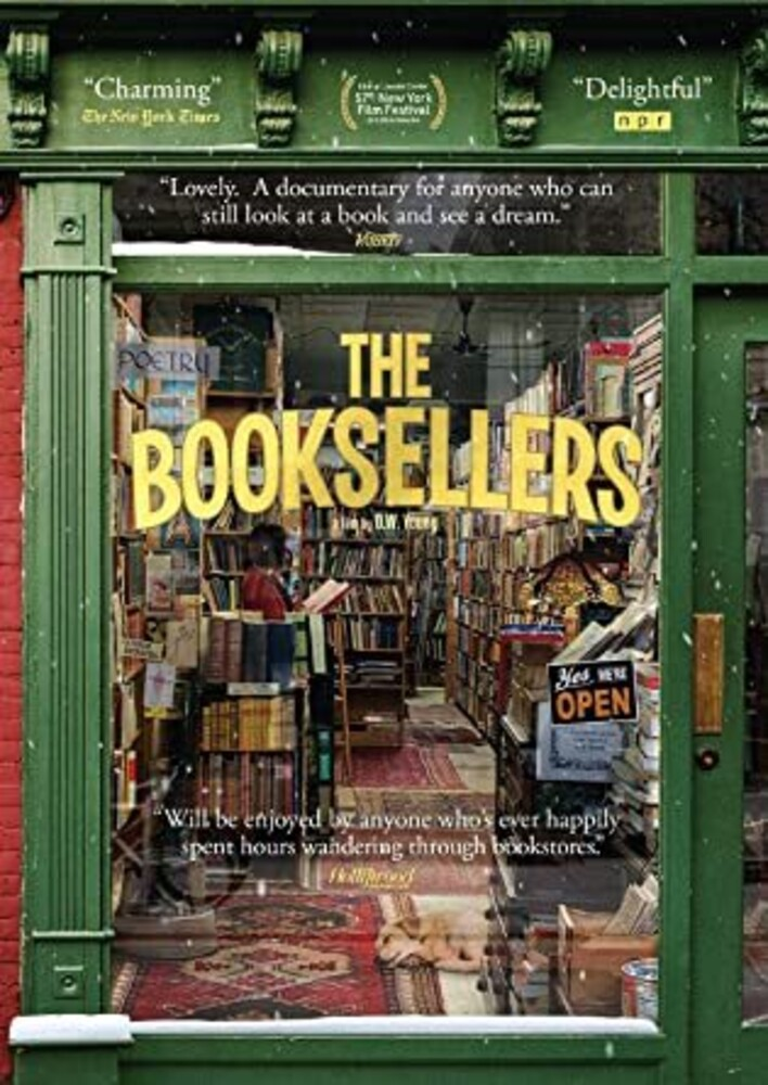 - Booksellers