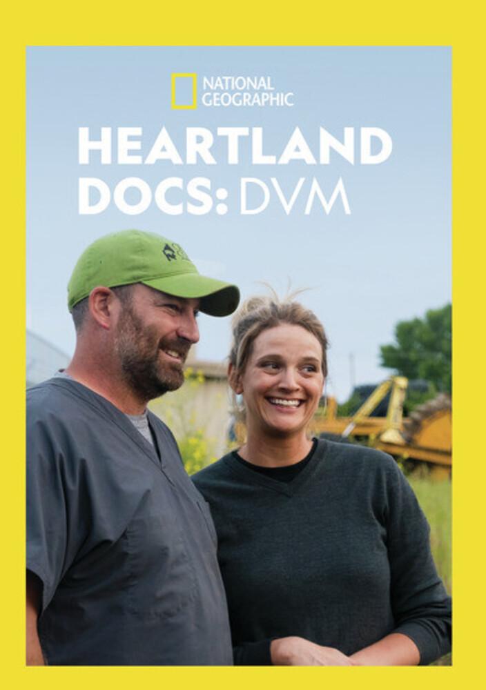 Heartland Docs Dvm - Heartland Docs Dvm (2pc) / (Mod 2pk Ac3 Dol Ws)