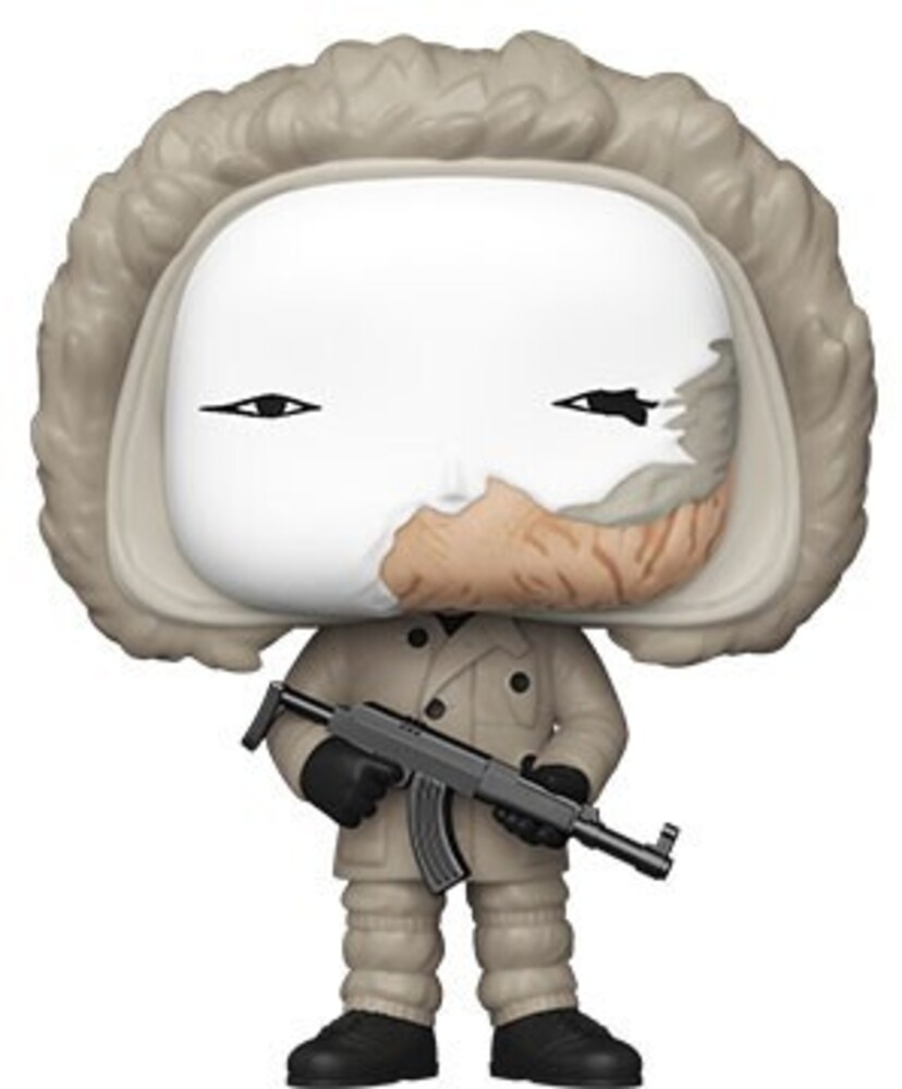 - FUNKO POP! MOVIES: James Bond- Safin