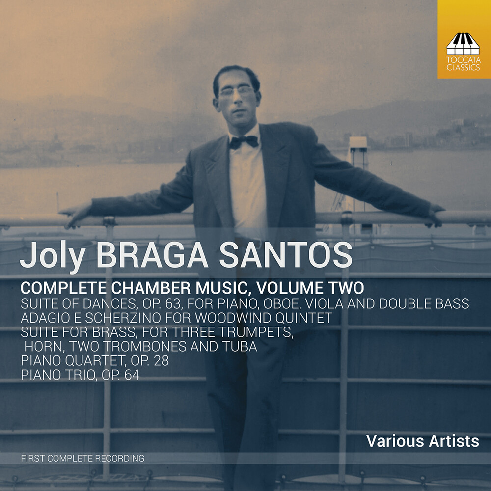 Santos - Complete Chamber Music 2