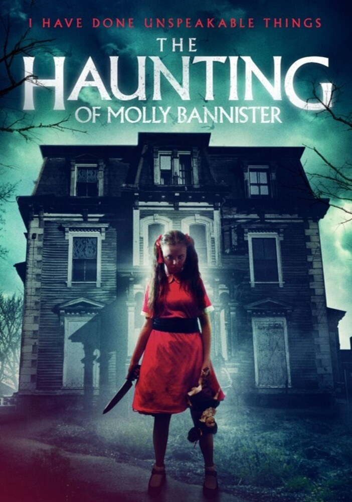 Haunting of Molly Bannister, the DVD - Haunting Of Molly Bannister / (Ws)